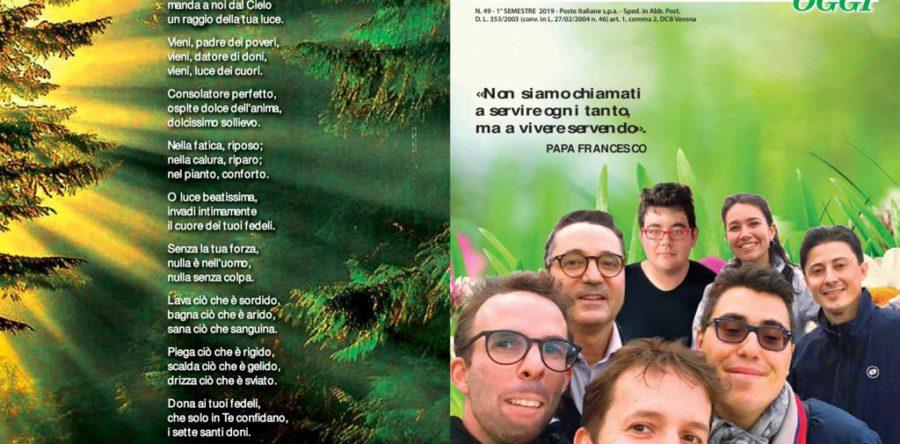 Periodico Padre Filippo OGGI 1° semestre 2019