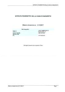 thumbnail of bilancio 2017